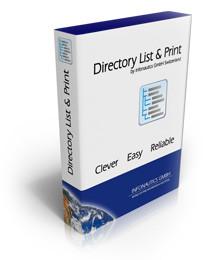 Anleitung zu Directory List & Print