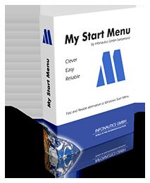 My Start Menu - Windows Start Menu Replacement